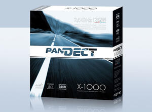 Pandect X1000 2CAN/ метка