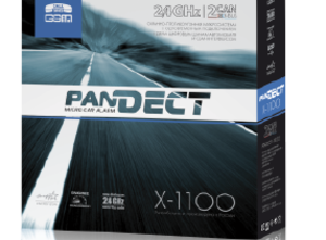 Pandect X1100 2CAN/ GSM/ метка